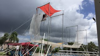 LIVE FROM TRAPEZE ACADEMY AT CLUB MED