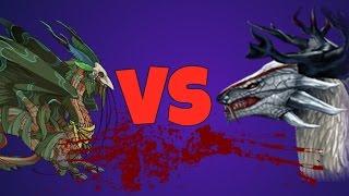 Dragon Battle Tarand Vs Sage