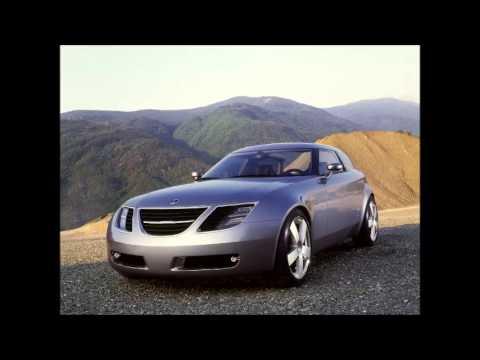 2001 Saab 9x Concept Car Youtube