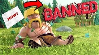 10 REASONS TO GET BANNED IN CLASH OF CLANS (COC) IN HINDI
