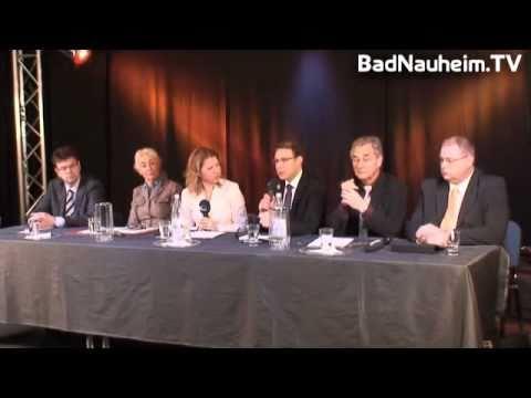 Veto - Der Meinungstreff 1/4 - Bürgermeisterwahl Bad Nauheim 2011