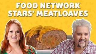 We Tried FN Stars&#39 Meatloaf Recipes TASTE TEST  Taste Test  Food Network