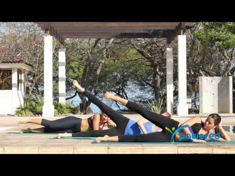 Costa Rica Powered Vacations - Pilates