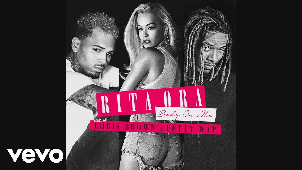 LISTEN: Rita Ora Drops 'Body On Me' Remix Feat  Fetty Wap