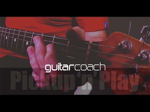 James Bond Theme 007 Guitar Riff