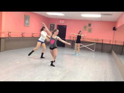 Contemporary Dance to
