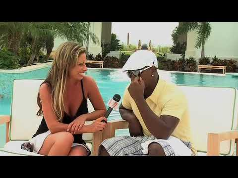 Interview Segment - Jill Nicolini interviews Neyo in Turks and Caicos