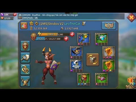 Lords Mobile Live Stream With Stridox | I JUST BOOSTED 10M MIGHT