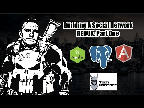 Building A Social Network with Node/Angular/Postgres: Redux (Part 1)