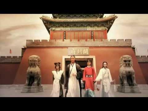 [Vietsub][Cosplay MV]Thất hiệp ngũ nghĩa - Kiếm chỉ phong lưu