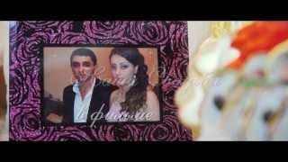 Армянская свадьба. Артур и Таня.
