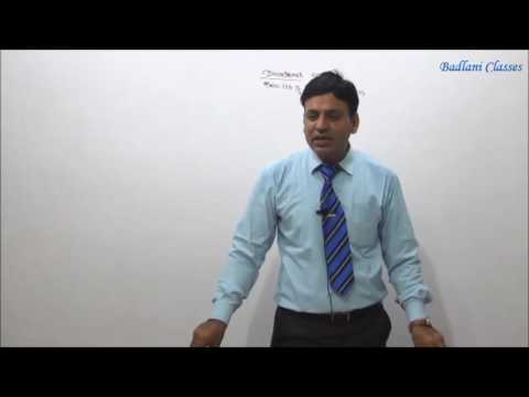 Accounts : Financial Statement of Companies : Schedule III : Lecture 2