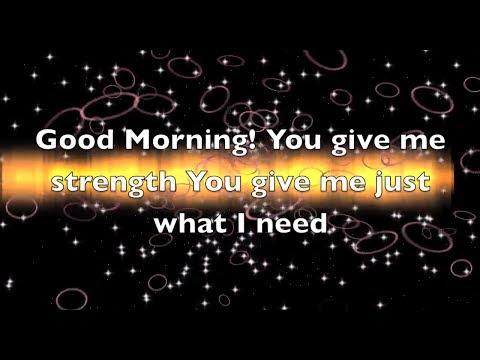 Good Morning by Mandisa lyric