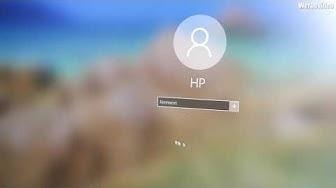Windows 10 - Benutzer Account knacken bzw. Passwort zurücksetzen