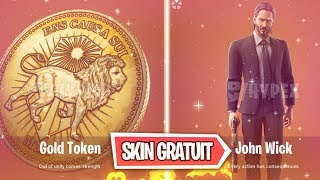 🔴SKIN GRATUIT BIENTÔT SUR FORTNITE BATTLE ROYALE !!! TOP 13 MONDE SOLO