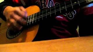 киш-воспоминание о былой любви на гитаре.avi