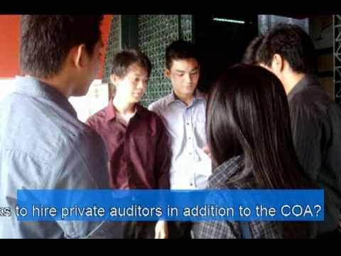 PGC project - commission on audit 4isa
