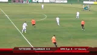 Serie D Girone D Tuttocuoio-Villabiagio 0-0