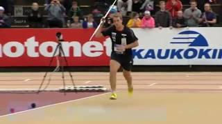 Turku Paavo Nurmi Games 2013, Men´s javelin throw