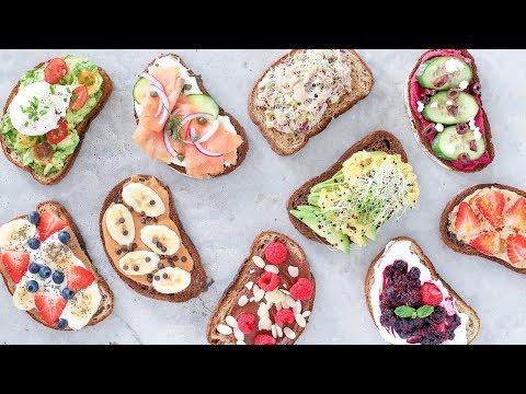 10-easy-and-healthy-breakfast-recipes!-toast-10-ways