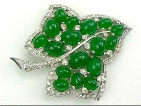 Marcel Boucher Vintage Costume Jewelry by  Vanishing Vintage