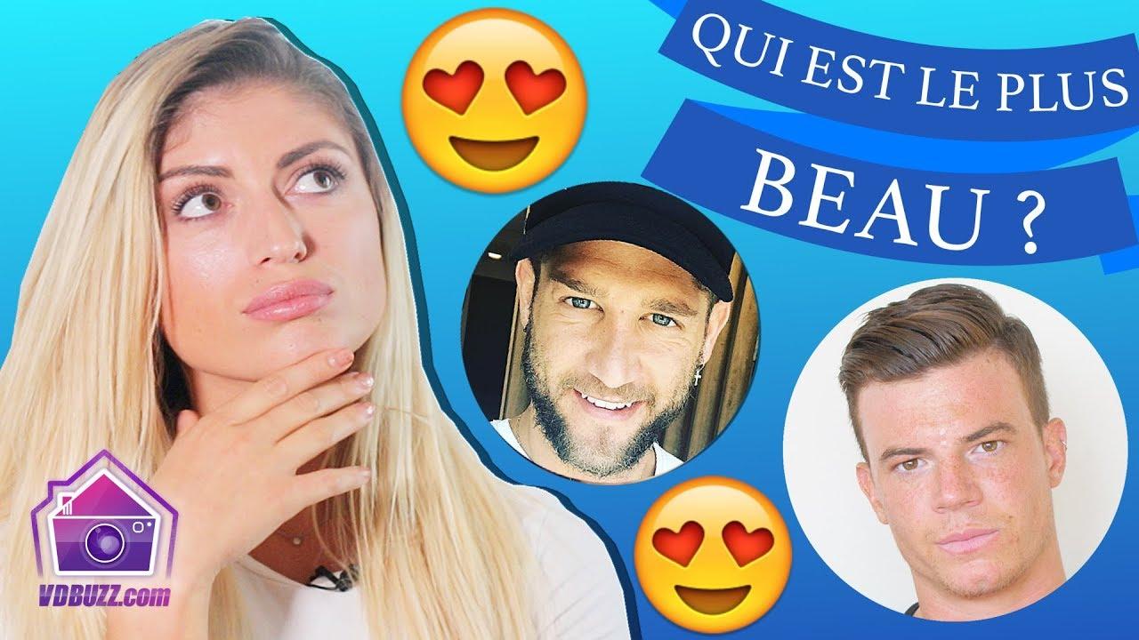 Elsa de Moundir (MELAA3) : Qui est le plus beau ? Paga ou Adrien ?