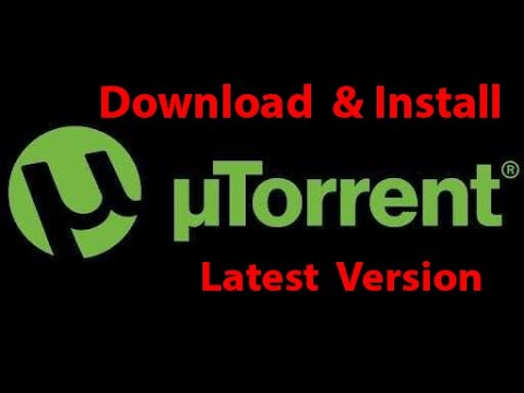 How To Download And Install UTorrent In Windows 7/8/8.1/10 || Latest Version