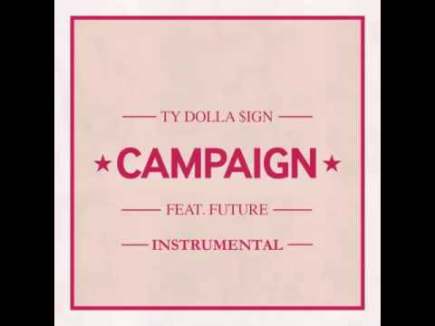 Ty Dolla $ign - Campaign (feat. Future) (Instrumental)