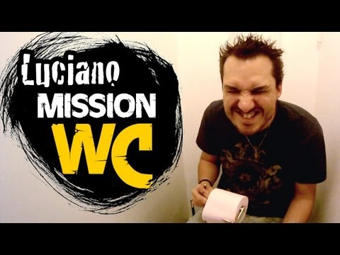 LUCIANO - MISSION TRAVAUX WC