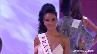 Miss Universe France Flora Coquerel, Road to Miss Universe 2015