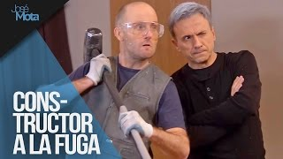 Constructor a la fuga   José Mota presenta...