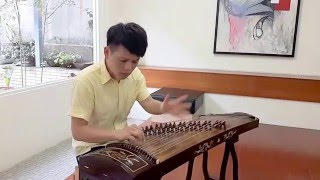 歌仔調練習(曲池) 古箏 guzheng