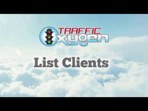 List of Clients