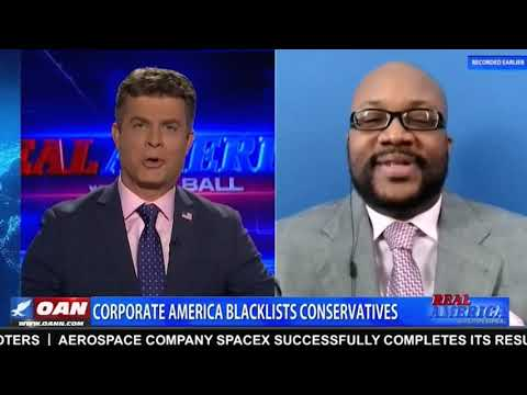 Unhyphenated America discusses the Capitol Building Protest on One America News (OAN) 01/12/2021