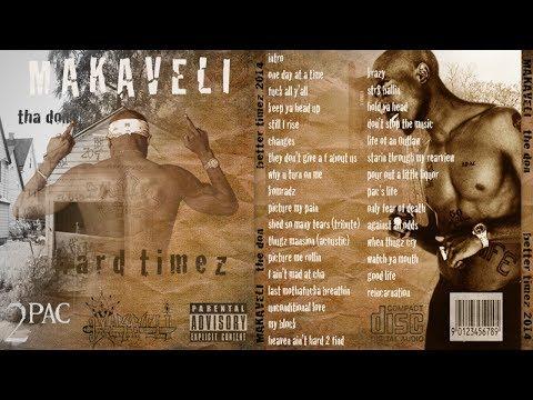 2Pac/Makaveli | Hard Timez - Mixtape | 2014