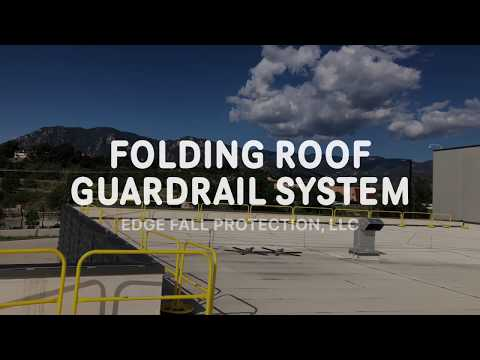 360 Mobile Hide A Rail Collapsible Guardrail Read This
