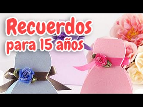 40 Recuerdos Para 15 Anos Hd Quinceaneras Youtube