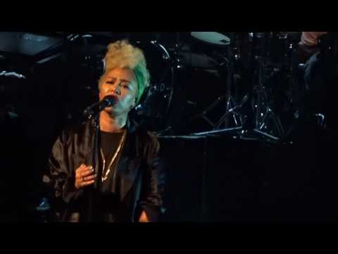 Emeli sande somebody live in Dublin march 2017