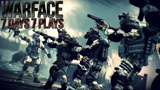 WARFACE | 7 DAYS 7 PLAYS | Teaser