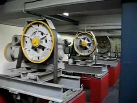 Triplex Sistem makine dairesi