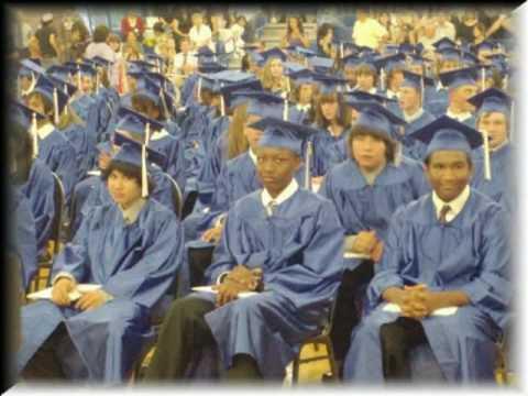 Trevor James Alston Graduation