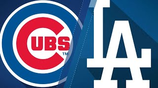 Seven-run 7th inning guides Cubs to victory: 6/28/18