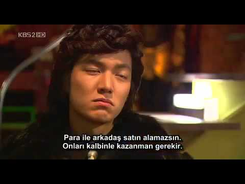 Boys Over Flowers - Jandi ve Gu Jun Pyo atışması