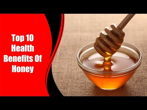 Top 10 Health Benefits Of Honey | Love Healthy Life