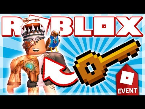 *OFFICIAL* HOW TO GET THE COPPER KEY WALKTHROUGH & LOCATION!! (ROBLOX READY PLAYER ONE EVENT)