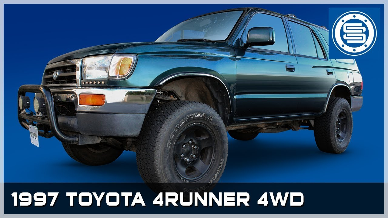 1997 4wd toyota 4runner 3 front 2 rear lift kit with diff drop youtube 1997 4wd toyota 4runner 3 front 2 rear lift kit with diff drop