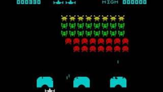 Space Raiders ZX Spectrum (c) 1982 Psion
