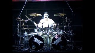 Babymetal Hideki Aoyama Drum solos (青山英樹)【1080p】