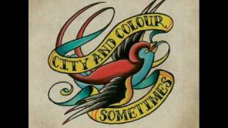 City and Colour - Day Old Hate Lyrics