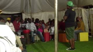 Mashabela live at MAJAMO